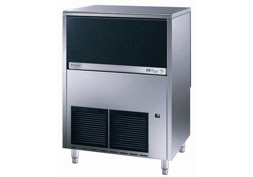 Brema IJsblokkenmachine - 85 kg/24u -opslag 40 kg