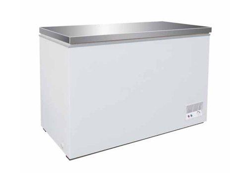 Combisteel Freezer with SS Lid 260 Litre