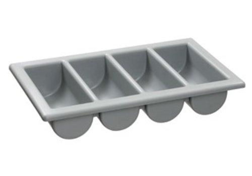 Bartscher Besteckkasten 1/1GN Polypropylen