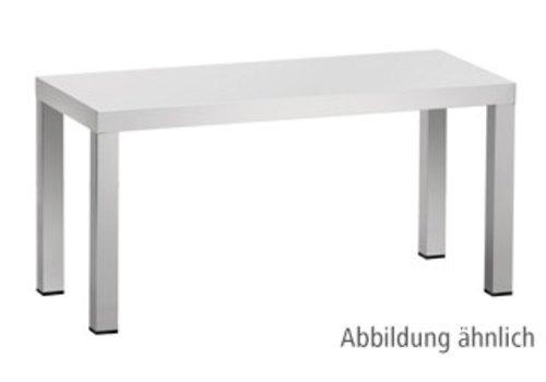 Bartscher Etagère, enkel, B 1000 x D 350 x H 400 mm