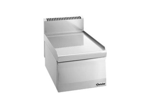 Bartscher Hygienic stainless steel worktop | 40x60x29cm
