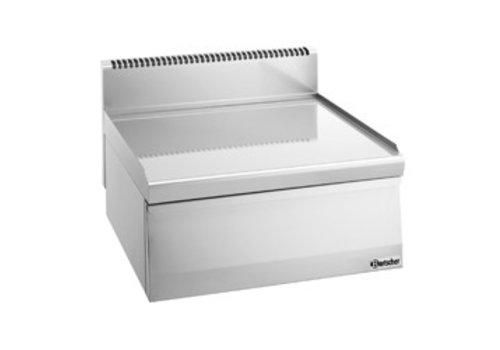 Bartscher Stainless steel worktop | 60x60x29cm