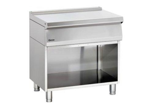 Bartscher Werktafel met Onderbouw RVS | 80x70x85cm