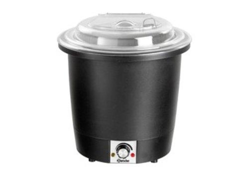 Bartscher Stockpot, 10L, black