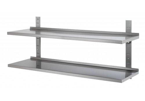 Bartscher Regal | B 1400 x T 355 mm