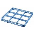 Bartscher Spülkorbteiler 9, 460x460x45, blau