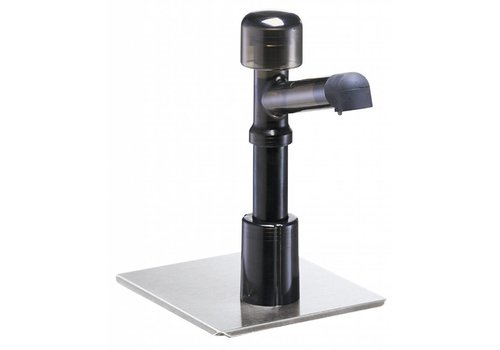 Bartscher Pump sauce dispenser for 1/6 GN-container with top-cover