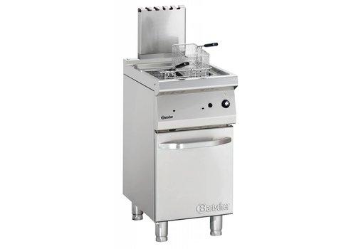 Bartscher Professionele gas friteuse - 15 Liter