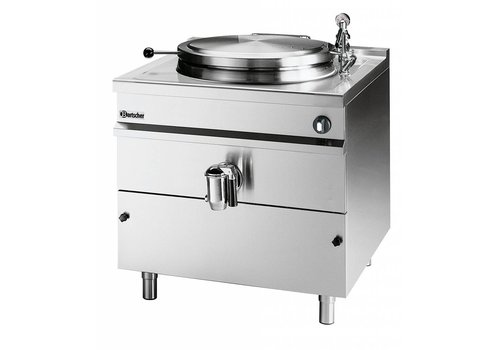 Bartscher Electric boiling kettle, indirect heating