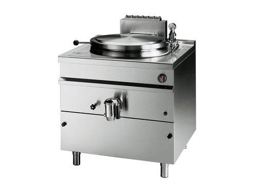 Bartscher Gas boiling kettle, indirect heating, 150 Litres