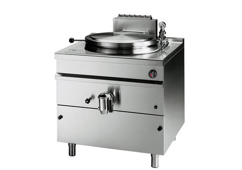 Bartscher Gas kookketel, indirecte verwarming, 300 liter