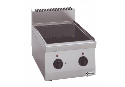 Bartscher Ceramic stove | 2 zones