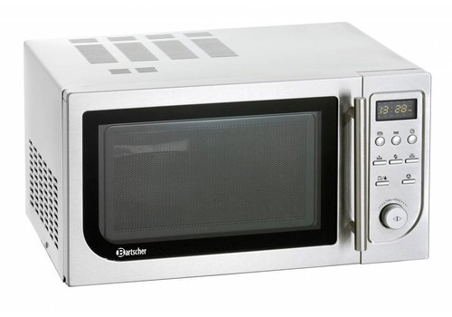 Bartscher Microwave with oven and grill | 900 Watt