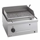 Bartscher Gas lava rock grill Series 600