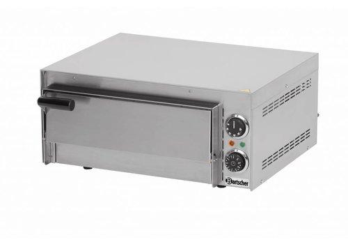 Bartscher Mini Pizzaoven 2000 Watt | 1 Pizza