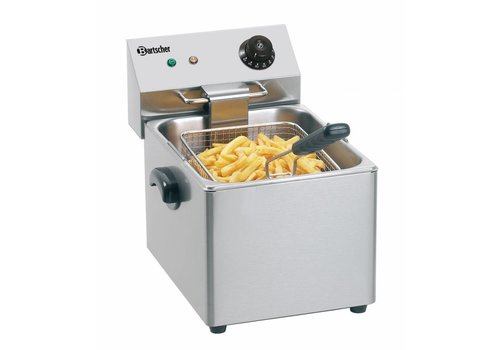 Bartscher Fritteuse Snack III, 8L, TG