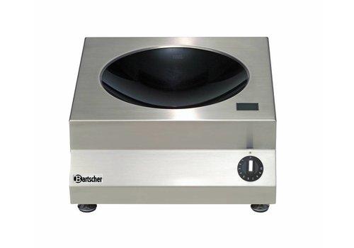 Bartscher Professionele horeca inductie wok | 7000Watt