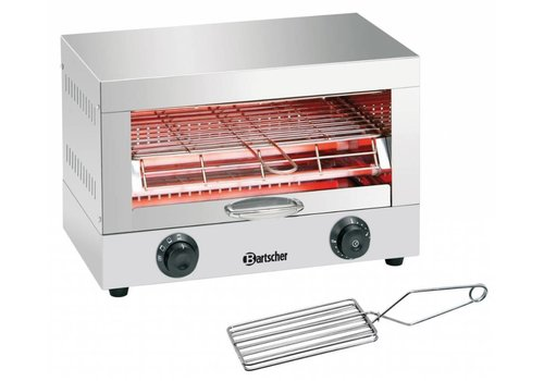 Bartscher Toaster gratineeroven