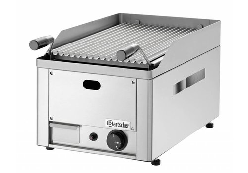 Bartscher Lavasteen-grill table model 40
