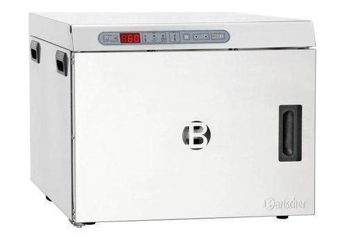 Bartscher Professionele Lage-temperatuur oven (h)41,5x50,5x72cm