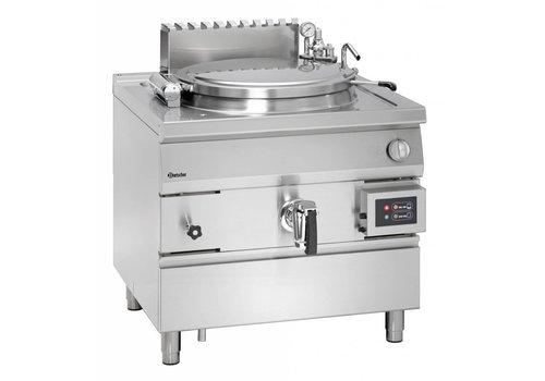 Bartscher Gas kookketel indirecte verwarming, 150 liter