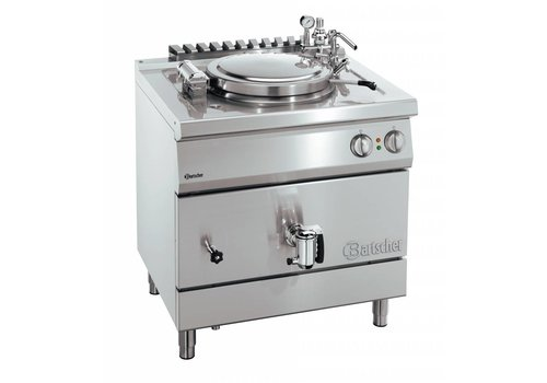 Bartscher Electric boiling kettle, indirect heating, 100 litres