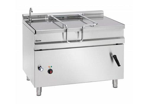 Bartscher Electric tiltable frying pan