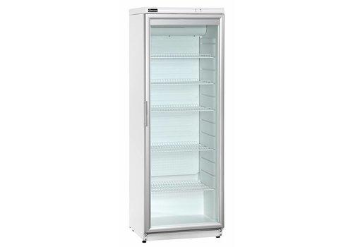Bartscher Flaschenkühlschrank mit Glastür 320 Liter