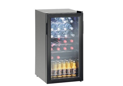 Bartscher Flaschenkühlschrank Barmodell 88 Liter BESTE VERKAUFT