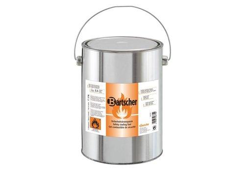 Bartscher Bartscher chafing fuel - Storage can 4 pcs.