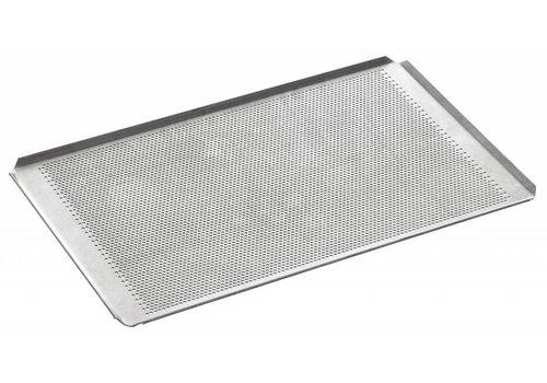 Bartscher Perforated baking tin   53 x 32.5 cm