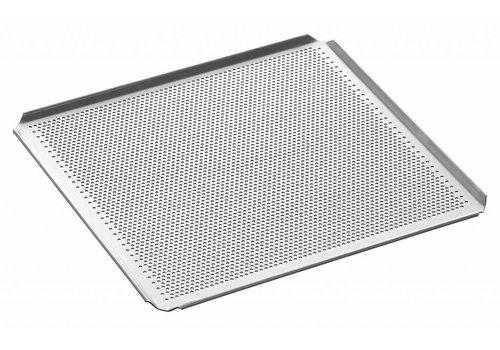 Bartscher Perforated pan B 35.4 x D 32.5 x H 1 cm