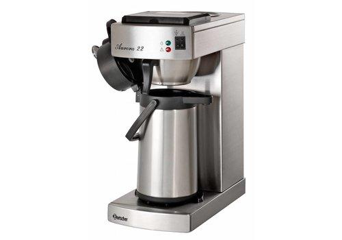 Bartscher Professional Coffee Machine | 2 liters