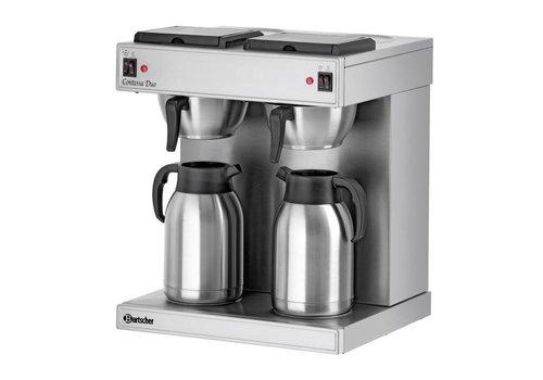 Bartscher Double Coffee Setter 2 x 2 liters