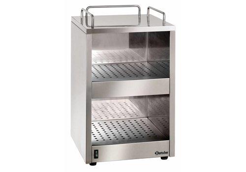 Bartscher Kopjesverwarmer voor ca. 72 kopjes
