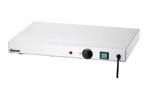 Bartscher Hot plate | B 500 x D 375 x H 64 mm