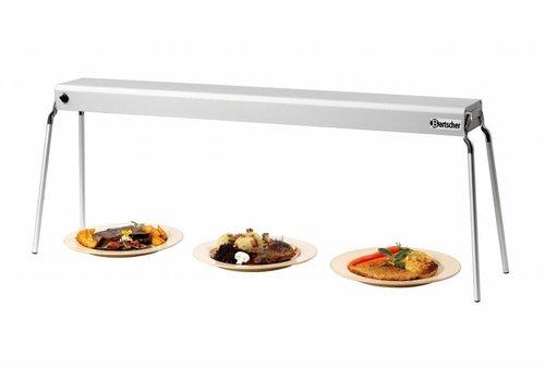 Bartscher Professionele Infrarood Warmtebrug | 107 cm
