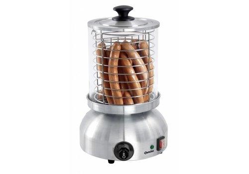 Bartscher Elektrische Hotdog Koker | Rond
