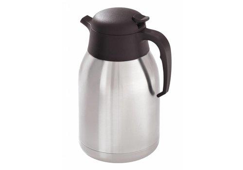 Bartscher Stainless steel thermo jug
