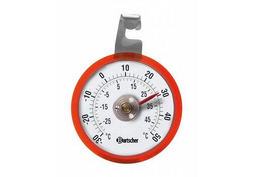 Bartscher Gefrierschrank / Kühlschrank-Thermometer