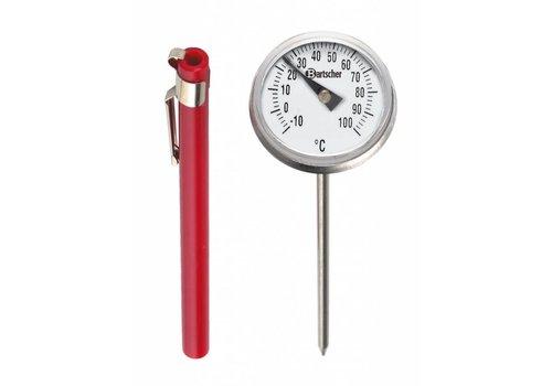Bartscher Insertion thermometer RVS