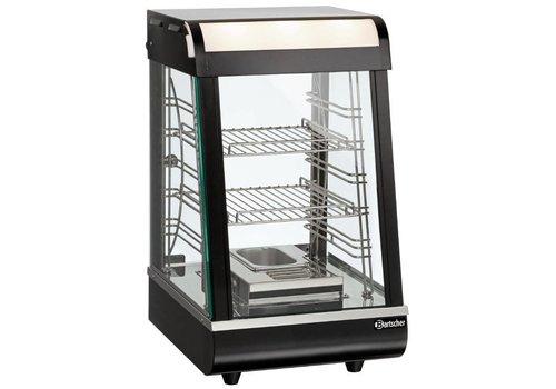 Bartscher Warming Showcase | 52 liter