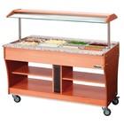 Bartscher Gastro Buffet T - Hot Display 4 x 1/1 GN