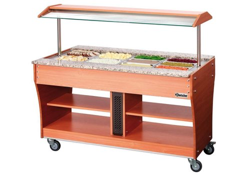 Bartscher Gastro Buffet T - Hot Display 4 x 1/1 GN