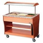 Bartscher Gastro Buffet T - Hot Display 3 x 1/1 GN