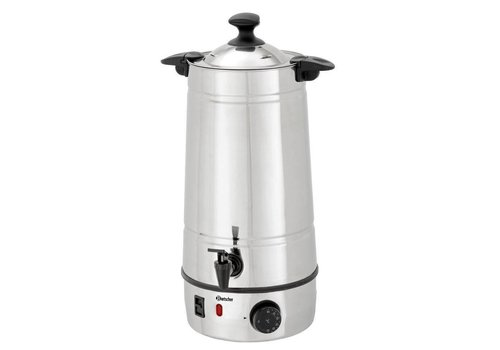 Bartscher Stainless steel hot drink dispenser 7 liter