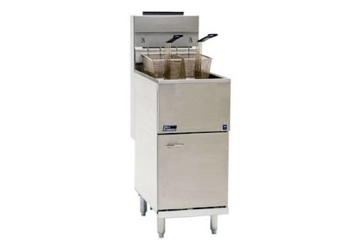 Pitco Fryer 18 liters 35C natural gas
