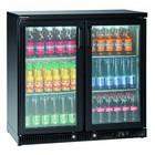 Bartscher Backbar bottle cooler - 220 Liter