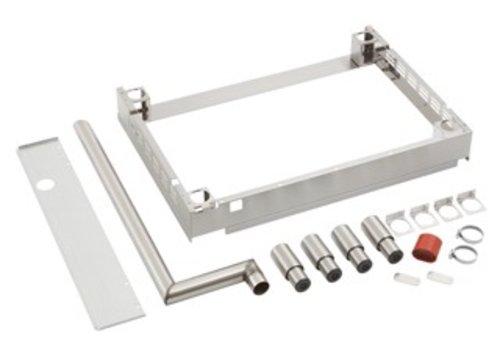 Bartscher Anschluss-Set für Combi-Dampfgarer