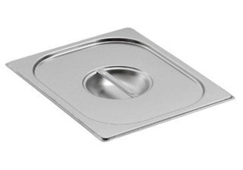 Saro Edelstahl Gastronorm- Deckel | GN 1/6